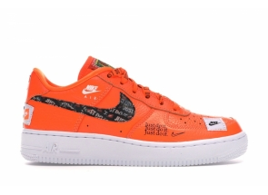 Nike Air Force 1 Low Just Do It Pack Total Orange AR7719-800