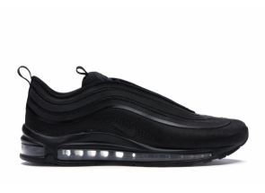 Nike Air Max 97 Ultra 17 Triple Black 918356-002