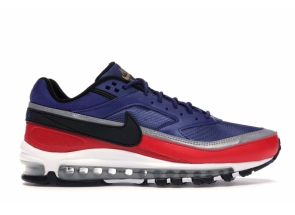 Air Max 97 BW Deep Royal Blue Black University Red AO2406-400