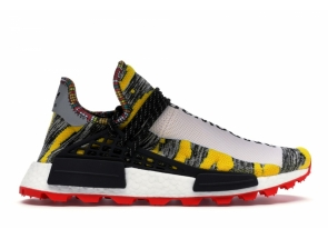 Adidas NMD Hu Pharrell Solar Pack Red BB9527