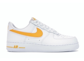 Nike Air Force 1 Low White University Gold  AO2423-105