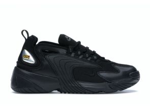Nike Zoom 2k 2000 Triple Black AO0269-002