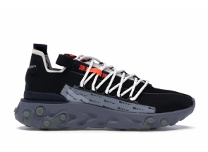 Nike ISPA React Low Black AR8555-001