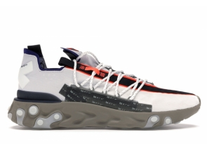 Nike ISPA React Low Summit White AR8555-100