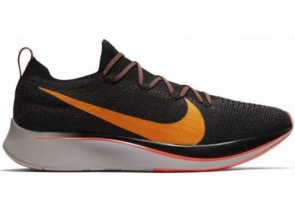 Nike Zoom Fly Flyknit Black Orange AR4562-068