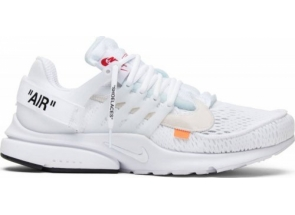 Off-White x Nike Air Presto AA3830-100