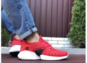 Adidas Alphabounce Red