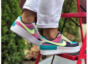 Nike Air Force 1 Shadow Multicolored