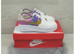 Nike Air Force 1 Low White Violet Pink