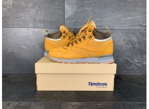 Reebok Whinter Boots Yellow