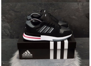 Adidas ZX 500 RM Black White Red